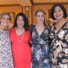 Aileen Chumard Fuchs and friends