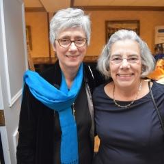 Susan LoFranco and Patsy Taylor