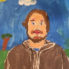 A participant self portrait.