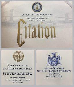 Certificate of Citations