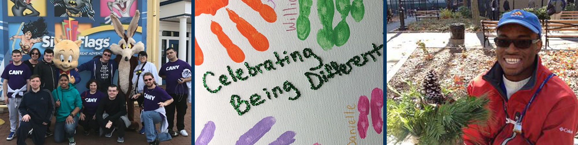 Celebrate Being Different